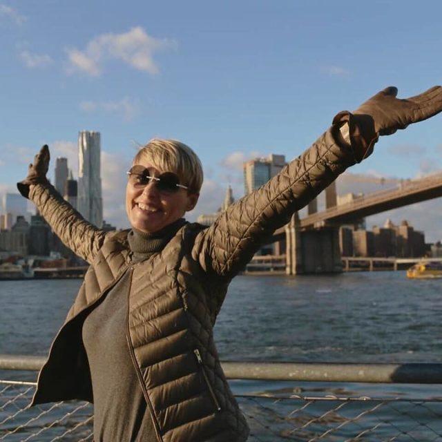 Engang vil jeg bo i New York  alder erhellip