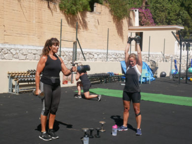 Marbella fitness