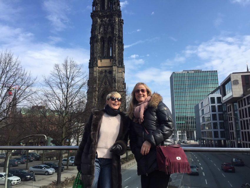 Hamborg t/r på 3 dage