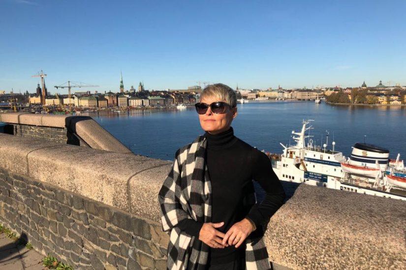 Fire på tur til Stockholm t/r!