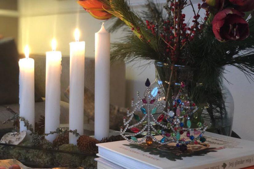Glædelig jul - fra mig til jer