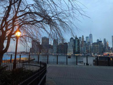 New York fra den anden side