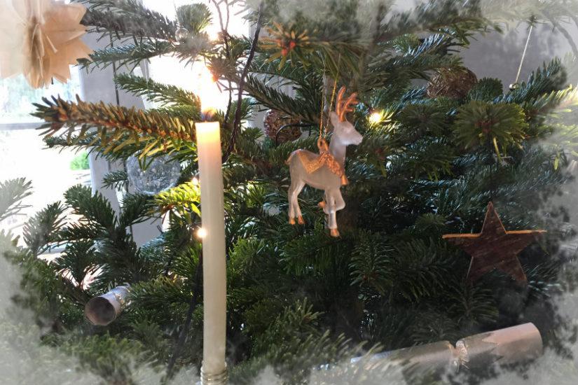 Julen er snart slut