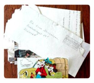 Breve fra min dejlige far