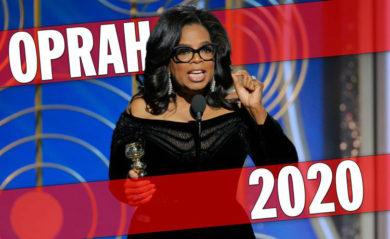 Oprah for president !