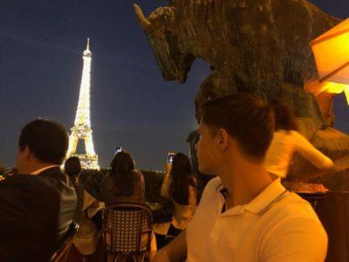 En lille smuttur til Paris!