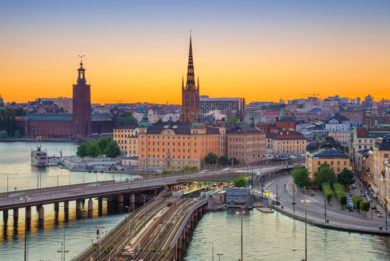 Stockholm is calling!