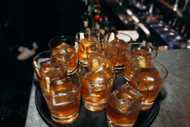 Undskyld, kan du li' whisky!