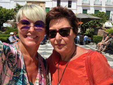 Min spanske kvindelejr