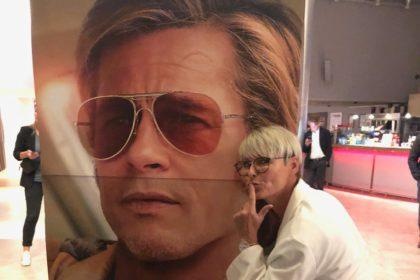 Er der mon nogen der har Brad Pitts nummer?