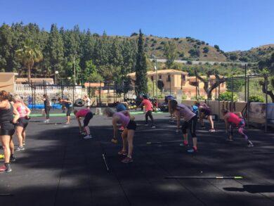Tag med på fitness camp 45+