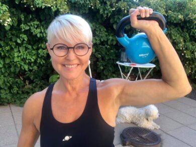 Hvor godt passer du på din krop? Bliv fit med Line.