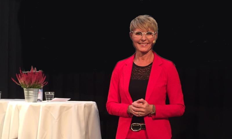 Book et foredrag med Line Baun Danielsen