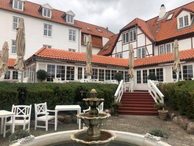 3 skønne hoteller på 3 dage!