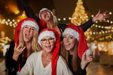 En fræk julekalender til voksne!